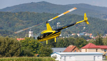 OM-MOV - Czech Air Service Robinson R44 Astro / Raven aircraft