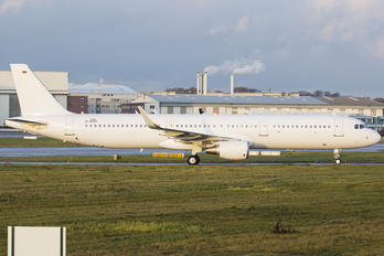 D-AVXF - Iran Air Airbus A321