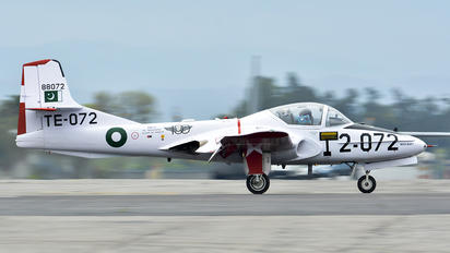 TE-072 - Pakistan - Air Force Cessna T-37B Tweety Bird
