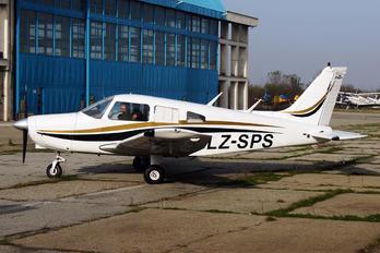LZ-SPS - Private Piper PA-28 Warrior