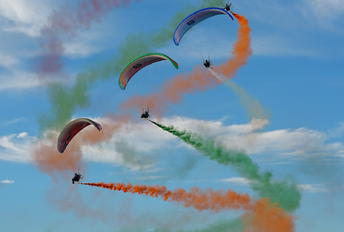 - - Private Parachute Parachutist