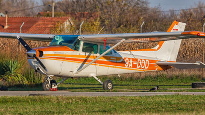 9A-DDD - Private Cessna 172 Skyhawk (all models except RG)