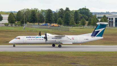 C-GWEQ - WestJet Airlines de Havilland Canada DHC-8-400Q / Bombardier Q400