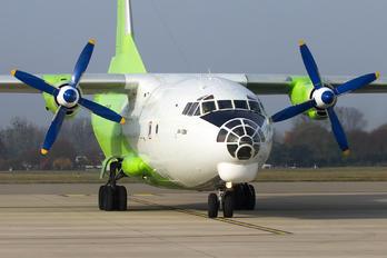 UR-KDM - Cavok Air Antonov An-12 (all models)