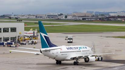 C-GWSJ - WestJet Airlines Boeing 737-600