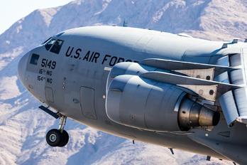 05-5149 - USA - Air Force Boeing C-17A Globemaster III