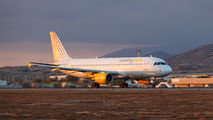 EC-LAA - Vueling Airlines Airbus A320 aircraft