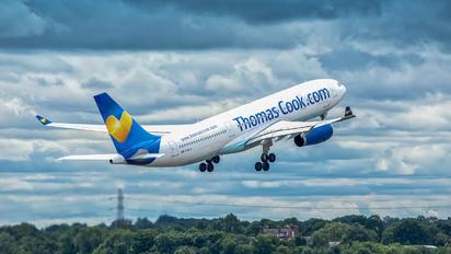 G-MLJL - Thomas Cook Airbus A330-200