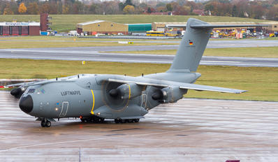 54+05 - Germany - Air Force Airbus A400M