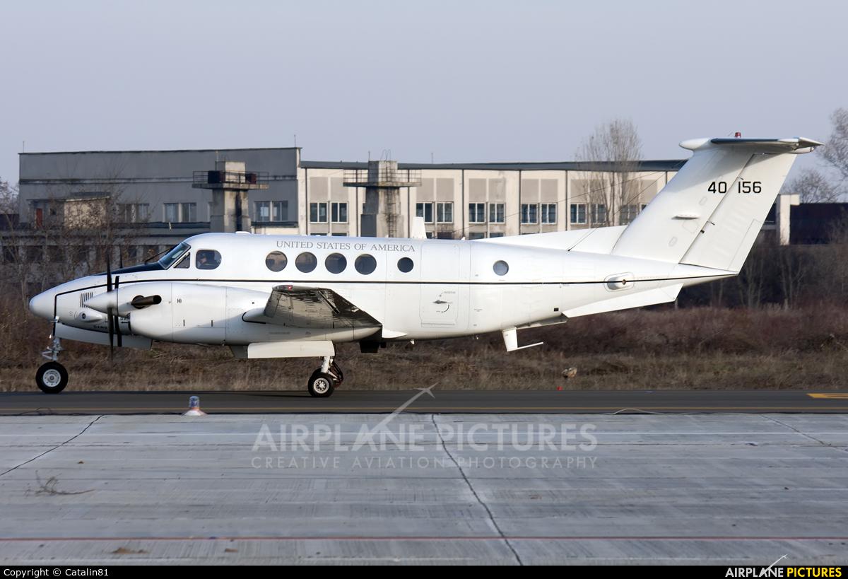 USA - Army 840156 aircraft at Craiova