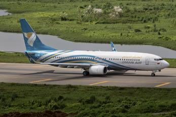 A40-BR - Oman Air Boeing 737-800