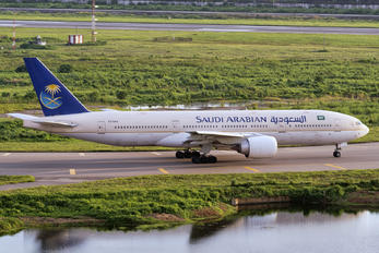 HZ-AKK - Saudi Arabian Airlines Boeing 777-200ER