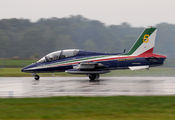 "MM55054 - Italy - Air Force ""Frecce Tricolori"" Aermacchi MB-339-A/PAN aircraft"