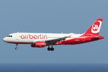 D-ABDY - Air Berlin Airbus A320