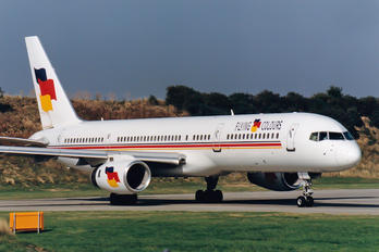 G-FCLB - Flying Colours Boeing 757-200