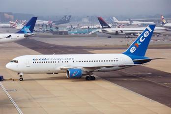 TF-ATP - Excel Airways Boeing 767-200