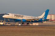 OE-LMK - People's Viennaline Embraer ERJ-170 (170-100) aircraft