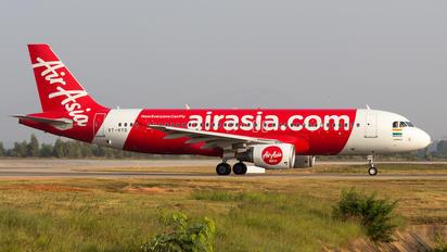 VT-HYB - AirAsia (India) Airbus A320