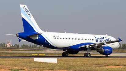 VT-IDY - IndiGo Airbus A320