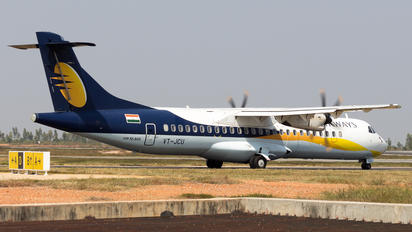 VT-JCU - Jet Airways ATR 72 (all models)