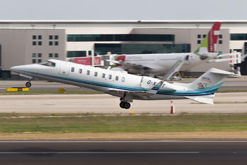 G-XJET - Cega Air Ambulance UK Bombardier Learjet 45