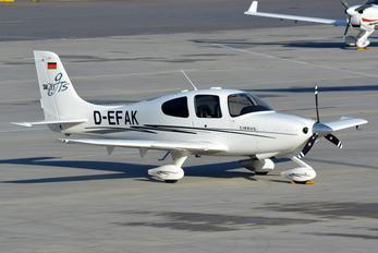 D-EFAK - Private Cirrus SR20