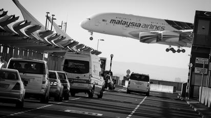 9M-MN* - Malaysia Airlines Airbus A380