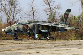 111 - Romania - Air Force IAR Industria Aeronautică Română IAR 93MB Vultur