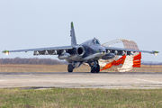 21 - Russia - Air Force Sukhoi Su-25SM aircraft