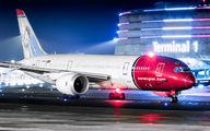 LN-LNE - Norwegian Long Haul Boeing 787-8 Dreamliner aircraft