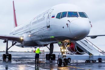 VQ-BTR - Royal Flight Boeing 757-200WL