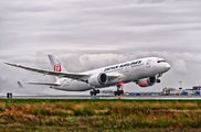 JA845J - JAL - Japan Airlines Boeing 787-8 Dreamliner aircraft