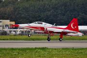 70-3023 - Turkey - Air Force : Turkish Stars Canadair NF-5A aircraft