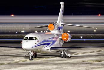 RA-09602 - Gazpromavia Dassault Falcon 7X