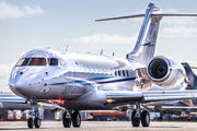 C-GJET - Private Bombardier BD-700 Global 5000 aircraft