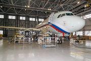 VP-BIU - Rossiya Airbus A319 aircraft