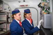 VP-BGQ - Rossiya - Aviation Glamour - Flight Attendant aircraft