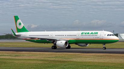 B-16215 - Eva Air Airbus A321