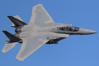 12-1016 - Unknown Boeing F-15SA Strike Eagle