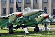 - - Poland - Air Force Petlyakov Pe-2 aircraft