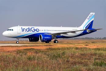 VT-ITM - IndiGo Airbus A320 NEO