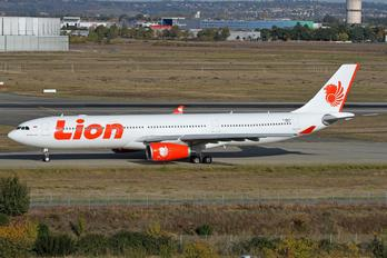 F-WWTN - Lion Airlines Airbus A330-300