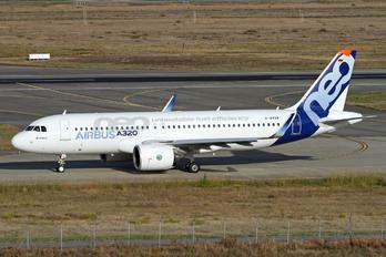 D-AVVA - Airbus Industrie Airbus A320 NEO