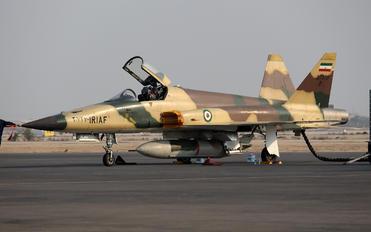 3-7370 - Iran - Islamic Republic Air Force Northrop F-5E Saeghe