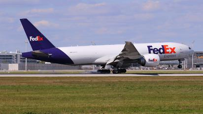 N886FD - FedEx Federal Express Boeing 777F