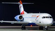 OE-LFJ - Austrian Airlines/Arrows/Tyrolean Fokker 70 aircraft