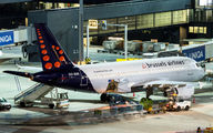 OO-SSE - Brussels Airlines Airbus A319 aircraft