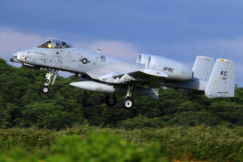 79-0107 - USA - Air Force AFRC Fairchild A-10 Thunderbolt II (all models)