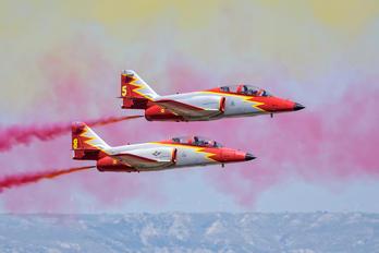 E.25-01 - Spain - Air Force : Patrulla Aguila Casa C-101EB Aviojet