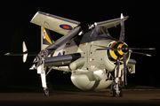 XL502 - Royal Navy Fairey Gannet AEW.3 aircraft